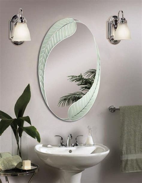 50 charming fabulous bathroom mirror designs 2020 unique