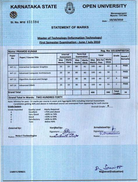 ksou sle degree certificate 2018 2019 studychacha