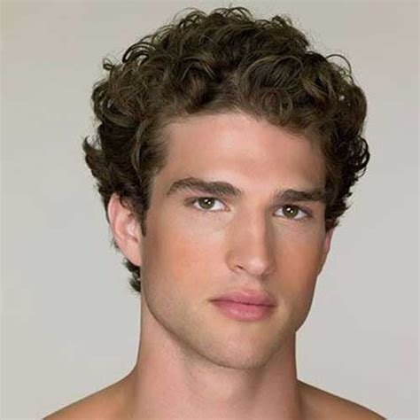 20 short curly hairstyles men mens hairstyles haircuts