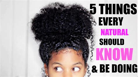 5 natural curly hair hair types youtube