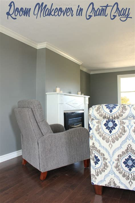 room makeover grant gray behr room ideas bedroom