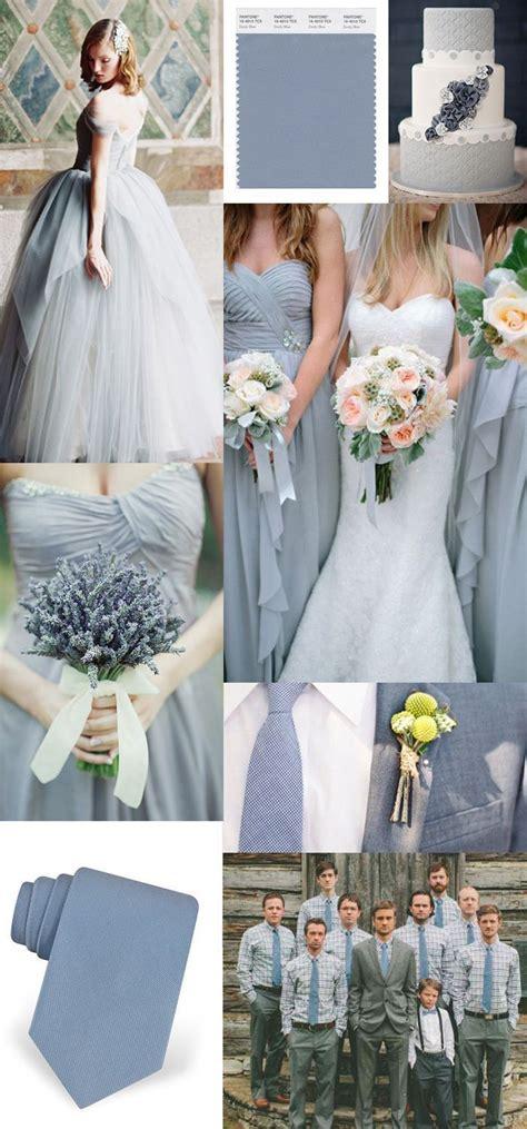 23 slate dusty blue wedding ideas wedding colors