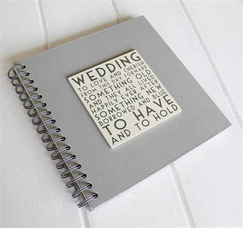 wedding album memory book posh totty designs interiors
