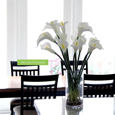 calla lily centerpieces calla lilies flower home decoration