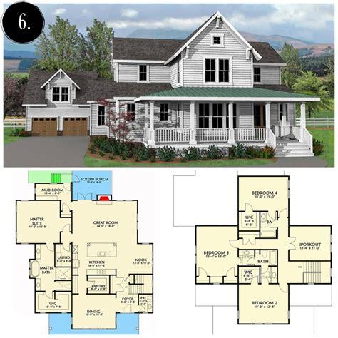 10 modern farmhouse floor plans love rooms rent