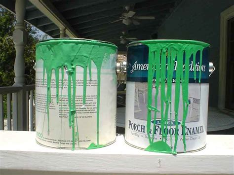 budget chroma green paint