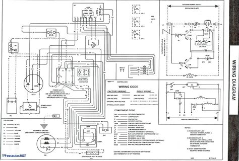 goodman pump heat diagram wiring gph1324h21ac wiring diagram