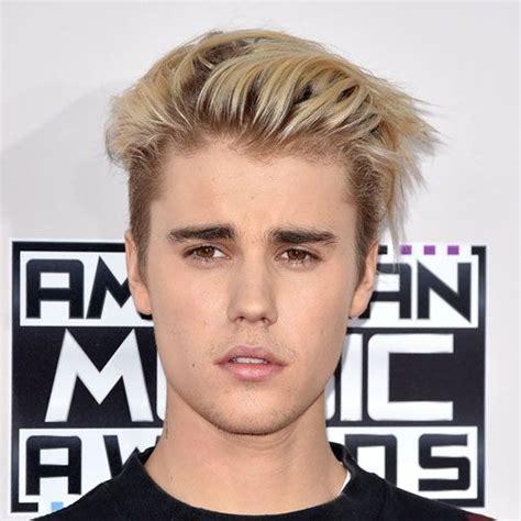 17 justin bieber hairstyles 2019 dyed blonde hair