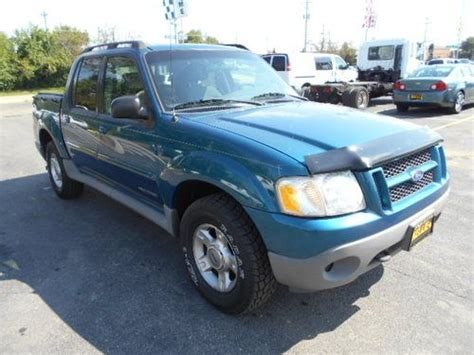 buy 2001 ford explorer sport trac 2wd reserve