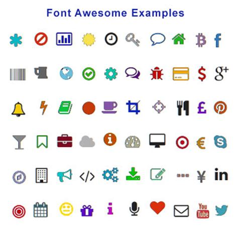 Font Awesome Coloring Icons.html