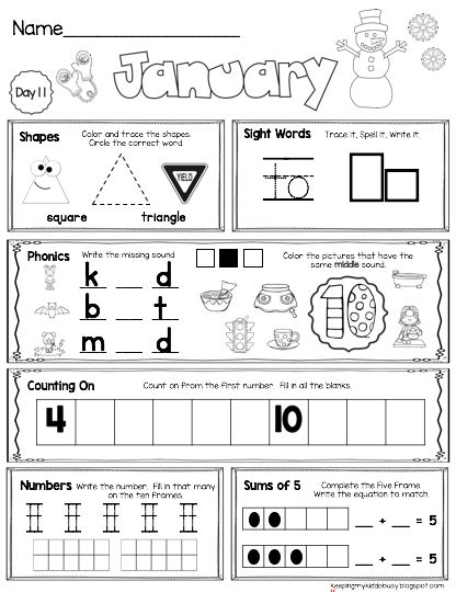 Busy Work Worksheets For Students.html