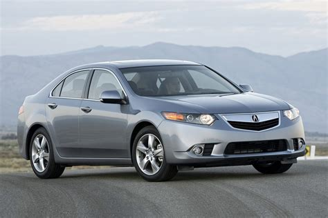 2011 acura tsx review specs pictures price mpg
