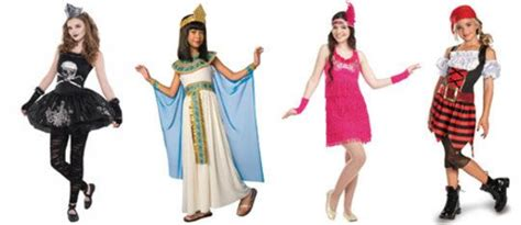 scary halloween costumes girls age 11 halloween costumes