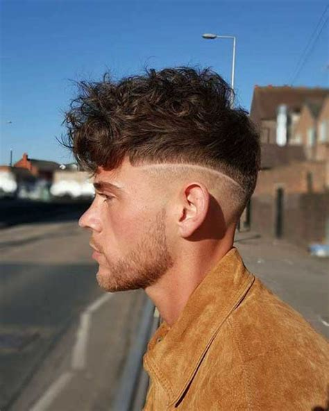 latest thick wavy hairstyles men mens hairstyles haircuts