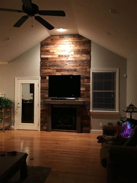 reclaimed barnwood fireplace wood fireplace surrounds