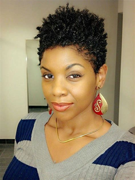 follow instagram thelionesschronicles short natural hair style ideas