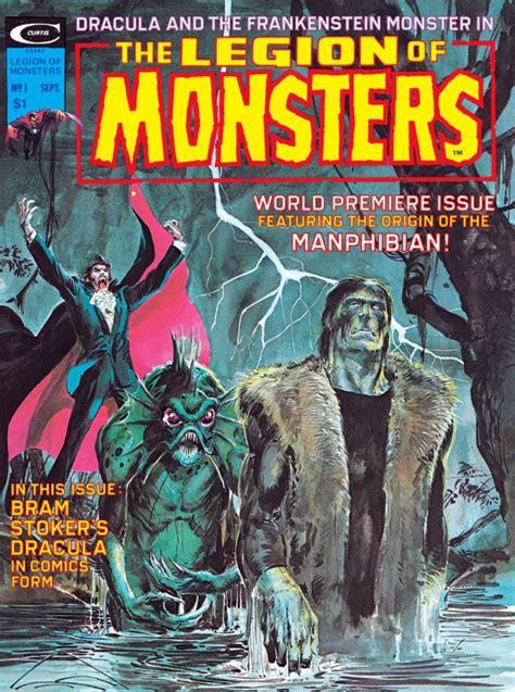 peerless power comics monsters unleashed