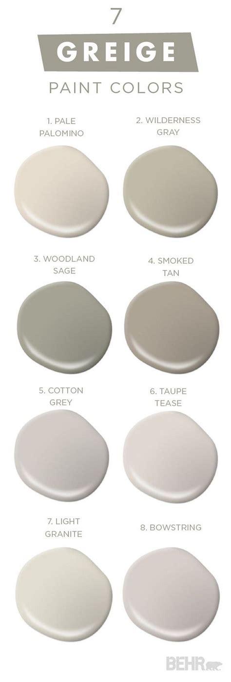 7 greige paint colors greige seller paint colors