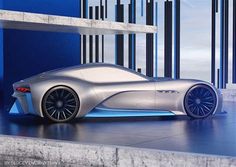 maserati genesi concept stellar dream supercar carscoops