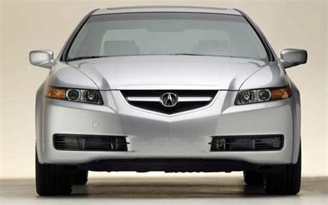 2004 acura tl price fuel economy review road