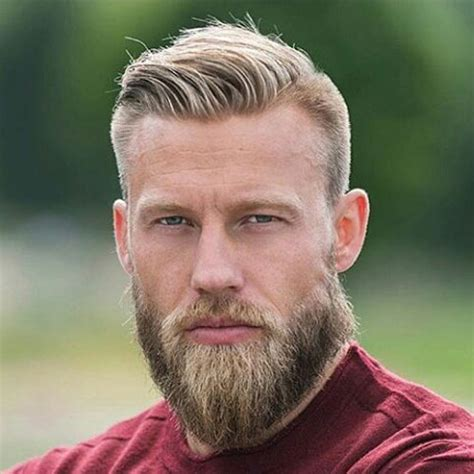17 blonde beard styles men hairstyles haircuts 2017