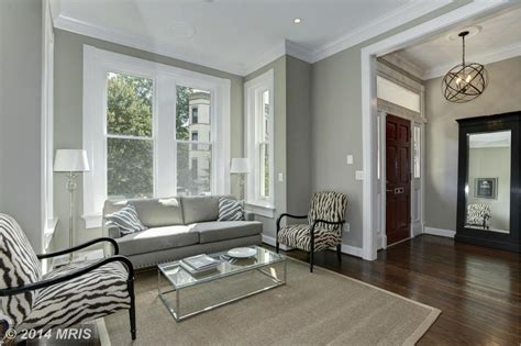Red And Gray For Living Room Paint Ideas