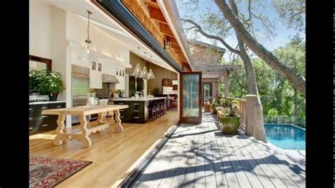 cool indoor outdoor kitchen designs youtube