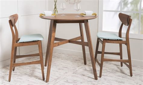 small kitchen dining tables chairs small spaces overstock