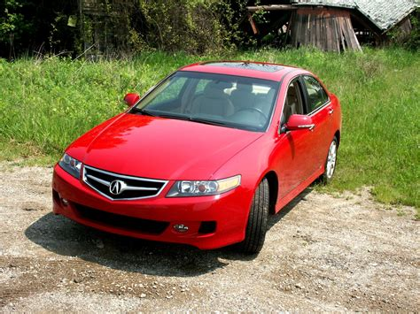 2006 acura tsx navigation review