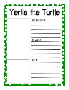 yertle turtle themed activities hipster teacher tpt