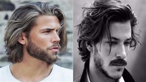 top 10 sexiest long hairstyles men 2020 hottest