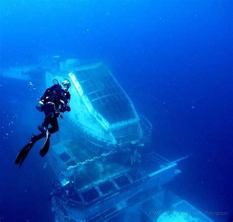 scuba diving panama city beach pc dive center