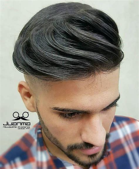 40 statement hairstyles men thick hair