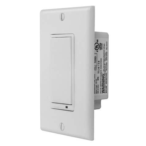 gocontrol wave wall mount switch ws15z 1 home
