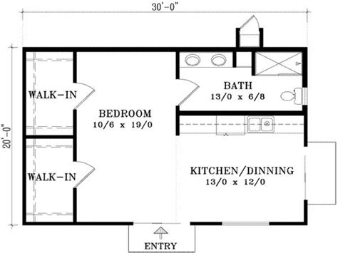 600 sq ft cabin 600 square feet house