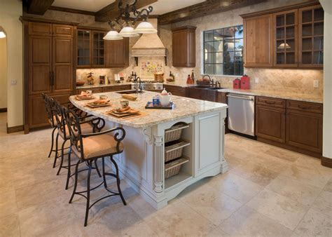 10 beautiful kitchen island table designs housely