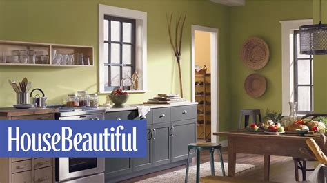 5 paint colors enliven home house beautiful youtube