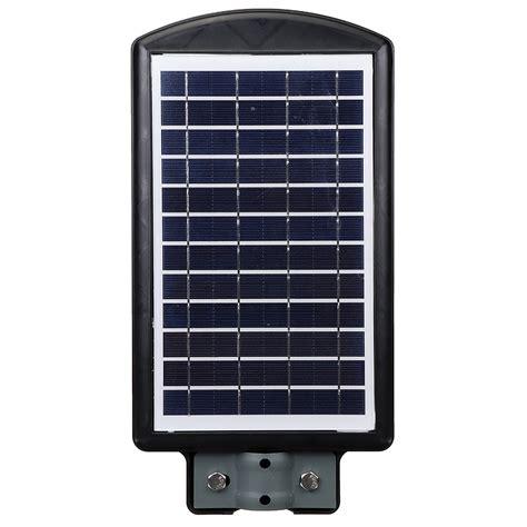 20w 40w 60w led wall street solar light