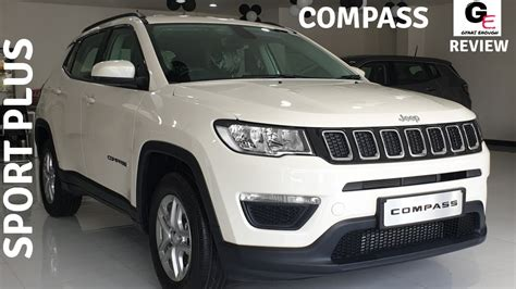 2019 jeep compass sport detailed review features specs