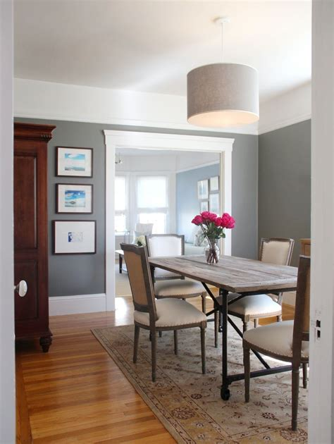 sara serene sophisticated home dining room paint dining