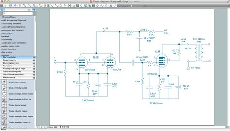 house electrical plan software drawing electrical symbols circuit