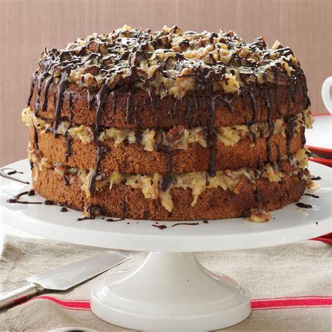 german chocolate cake recipes taste home