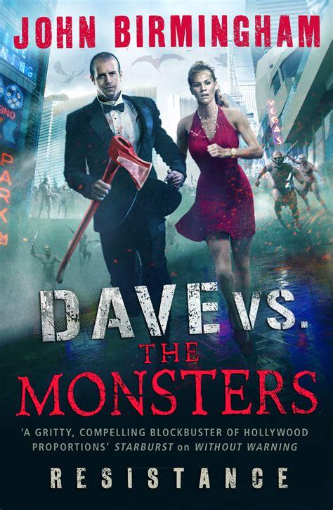 dave monsters resistance david hooper 2 titan books