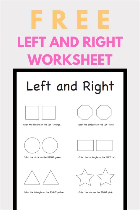 teaching left free printable honest