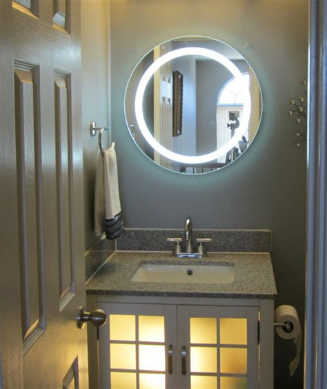 Lighted Vanity Mirror Make Up Wall Mounted Led Mam94844 48 Quot W 44 Quot H Ebay.html