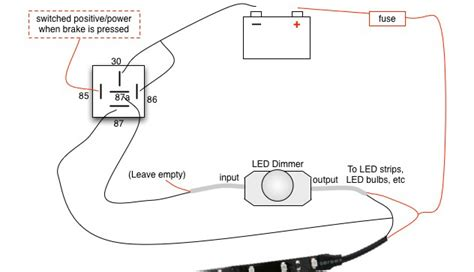 Wiring Diagram For Motorcycle Brake Lights.html