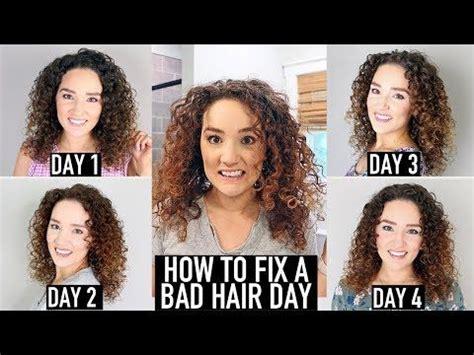 wash day day 4 refresh 3b curls day