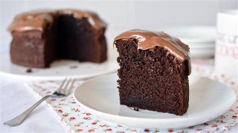 simple chocolate cake easy homemade chocolate cake recipe