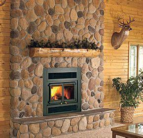 kozy heat cast iron wood burning double door