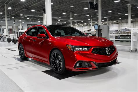 acura hand built tlx pmc set 50 000